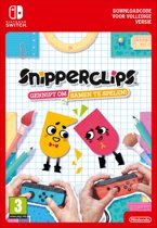 DDC Snipperclips: Cut it out - together
