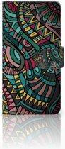 Huawei G8 Boekhoesje Design Aztec