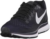 Nike Air Zoom Pegasus 34 Hardloopschoenen Heren - Black/White-Dark Grey-Anthracite