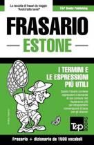 Frasario Italiano-Estone E Dizionario Ridotto Da 1500 Vocaboli