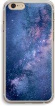 iPhone 6 Plus / 6S Plus Transparant Hoesje (Soft) - Nebula