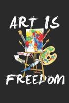Art Is Freedom