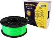 PATONA 1.75mm green PLA 3D printer Filament