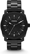 Fossil Zwart Mannen Horloge FS4775