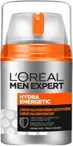 L'Oréal Men Expert Hydra Energetic Gezichtscrème - 50 ml - Hydraterend