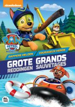 Paw Patrol - Volume 6: Dappere Helden, Grote Reddingen