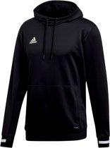 adidas Team 19 Hoody - Sweaters  - zwart - M