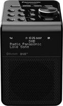 Panasonic RF-D20BT Persoonlijk Digitaal Zwart radio