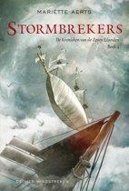 De kronieken van de Zeven Eilanden 4 - Stormbrekers