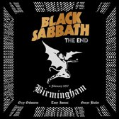 Black Sabbath: The End (DVD+CD)