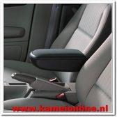 Armsteun Kamei Toyota Yaris (XP9) stof Premium zwart 2006-2011