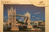 Jigsaw puzzel Tower Bridge 1000 stukjes