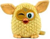 Furby pluche - Geel 14cm