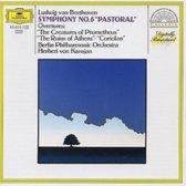 Beethoven: Symphony no 6, etc / Karajan, Berlin Philharmonic