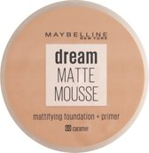 Maybelline Dream Matte Mousse -  060 Caramel - Foundation