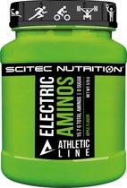 Scitec Nutrition - Athletic Line - Electric Aminos – 570 gram - 30 porties - Appel