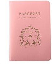 Paspoort hoesje roze   Beschermhoesje voor je paspoort