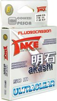 TAKE AKASHI FLUOROCARBON 50 METER-0.18 MM