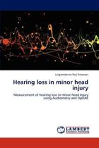 Hearing Loss in Minor Head Injury