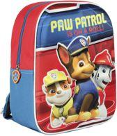 Rugzak Paw Patrol 3d: 25x31x10 cm (2100000923)