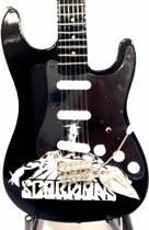 Miniatuur gitaar Scorpions tribute