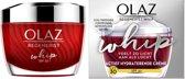 Olaz Regenerist Whip SPF30 - 50 ml - Hydraterende Crème