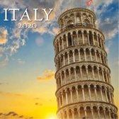 Kalender 2020 Italy (30.5 x 30.5)