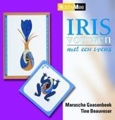 Irisvouwen Met Een Wens