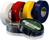 Stokvis PVC Isolatietape 50mm x 10M Zwart
