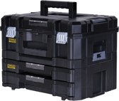 Stanley FatMax Tstak Combo II + IV - Gereedschapskoffer