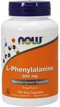 L-Phenylalanine 120v-caps