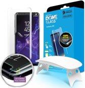 Whitestone Dome Glass Samsung Galaxy S9 Screen Protector
