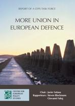 More Union in European Defence