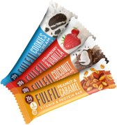Fulfil Nutrition Vitamin & Protein Bars - Eiwitreep - 1 box (15 eiwitrepen) - Dark Chocolate Mint