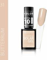 REVERS® 3in1 Solar Gel Nagellak 12ml. - #31 Butterrum