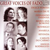Portugal: Great Voices Of Fado, Vol.1