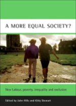 A more equal society?