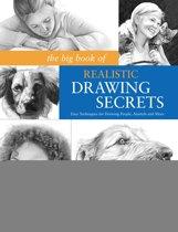 The Big Book of Realistic Drawing Secrets