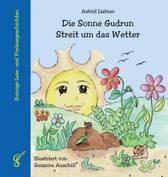 Die Sonne Gudrun - Streit um das Wetter