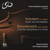 Schubert-Mahler / Death And The Mai