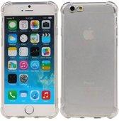 Apple iPhone 6 / 6s Hoesje Schokbestendig Transparant TPU Backcover