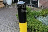 Parkeerpaal vast  PP-F05 Ø89 mm, 1200 mm hoog