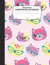 Science Composition Notebook