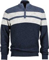 Baileys regular fit pullover blauw, maat XL