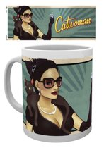 Dc Comics Catwoman Bombshells
