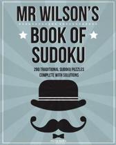 Mr Wilson's Book Of Sudoku