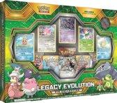 Pokémon Legacy Evolution Pin Collection - Pokémon Kaarten