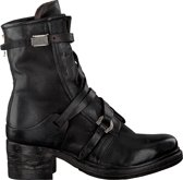A.S.98 Dames Biker Boots 261242 - Zwart - Maat 37