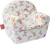 KidZ ImpulZ Peuterstoeltje Kinderstoel - met lief vlindermotief - vanaf 1 jaar