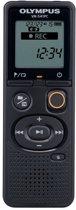 Olympus VN-541PC + TP8 Intern geheugen Zwart dictaphone